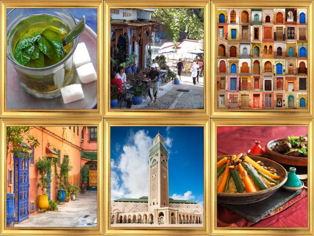13 days morocco trip from casablanca