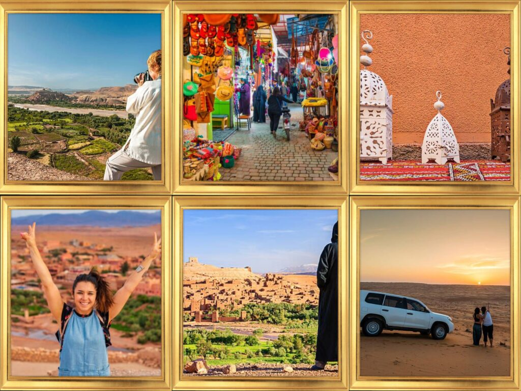 7 Day Morocco Deset Tour From Fes