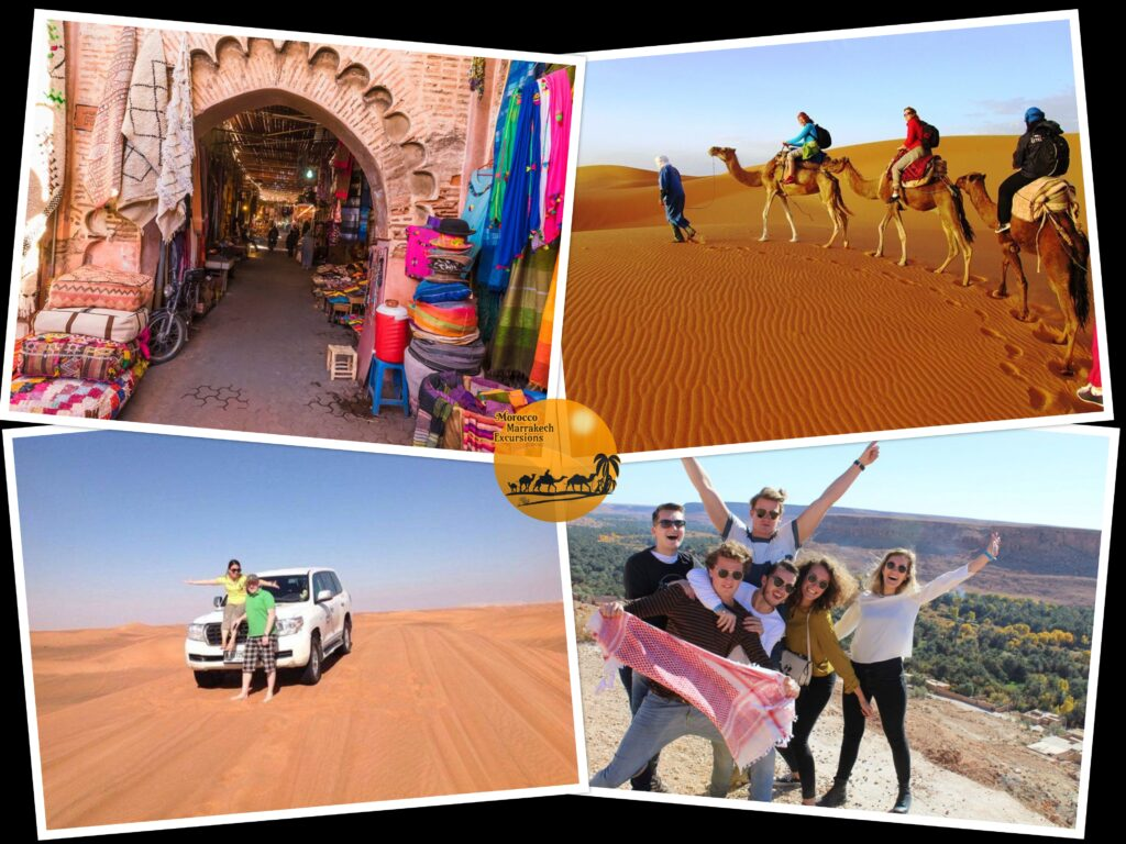 3 days tour from fes to marrakech