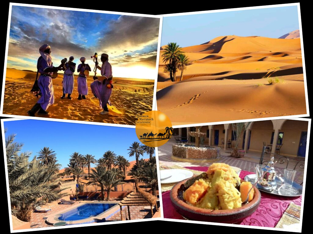 morocco desert tour 5 days
