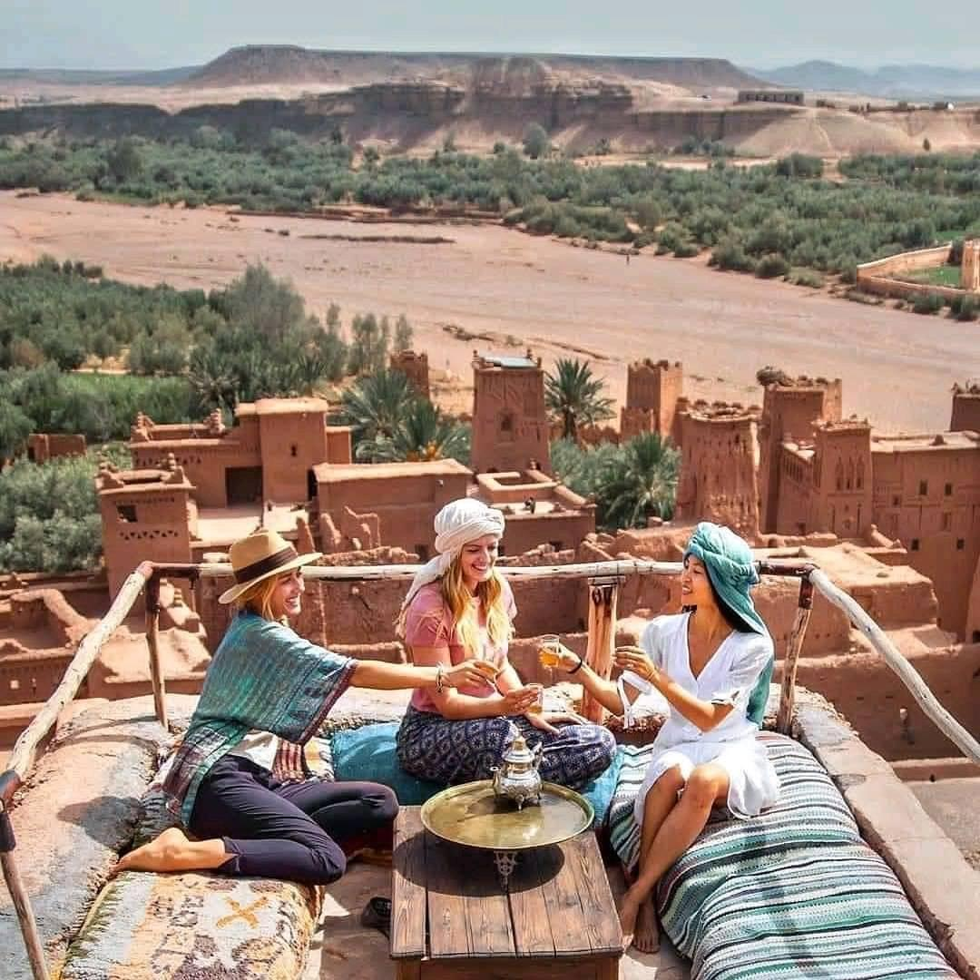 explore morocco tours in 3 days